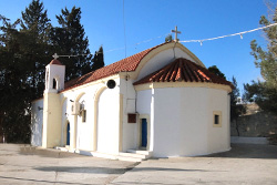 Panagia Pantanassa Church